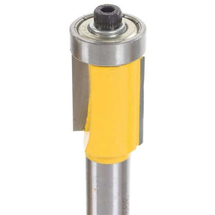 Фреза кромочная прямая D19x25 мм