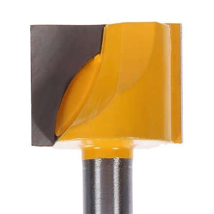 Фреза пазовая для врезки замков 36x120 мм хвостовик 12 мм