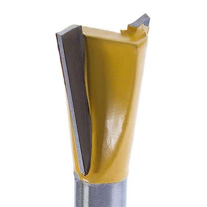 Фреза пазовая Ласточкин хвост D15.8х22 мм 7°