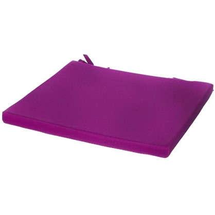 Купить Галета Roma 38х38х2.5 см цвет оранжево-фиолетовый дешевле