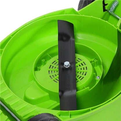 Газонокосилка электрическая GreenWorks 1200 Вт 33 см