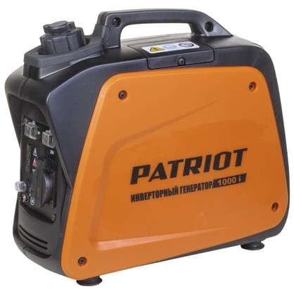 Купить Генератор бензиновый инверторный Patriot 1000I 0.7 кВт дешевле