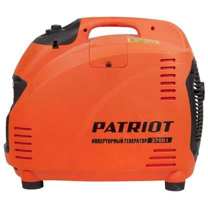 Генератор бензиновый инверторный Patriot 2700i 2.2 кВт
