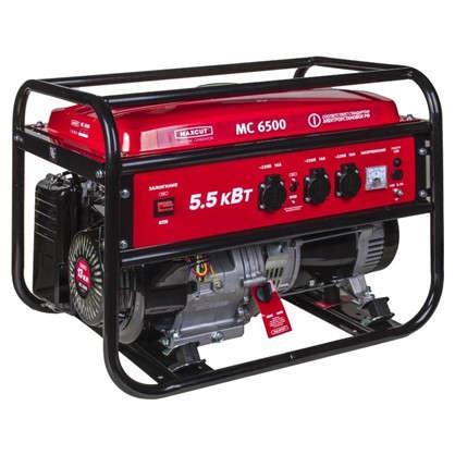 Генератор бензиновый Maxcut MC 6500 5 кВт