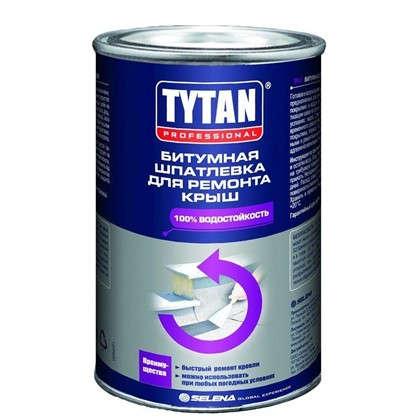 Герметик для кровли Tytan цвет черный 1 кг