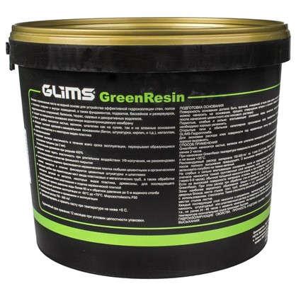 Герметик эластичный Glims GreenResin 7 кг