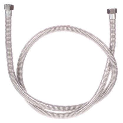 Гибкая подводка для газа и воды сильфон 1/2 дюйма гайка-гайка 150 см