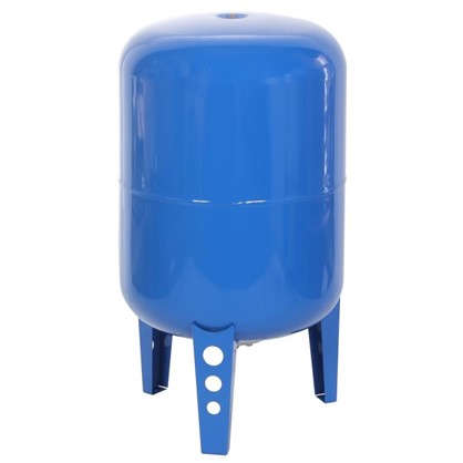 Гидроаккумулятор вертикальный 100 л фланец нержавеющая сталь