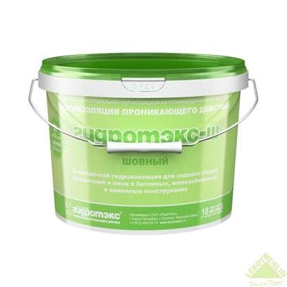 Гидроизоляция проникающая шовная Гидротэкс-Ш 4 кг