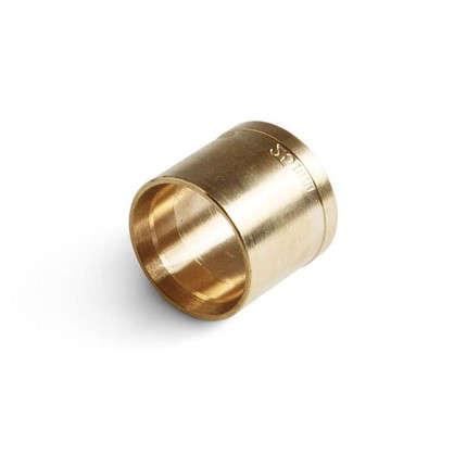 Гильза аксиальная ProAqua 16 мм латунь