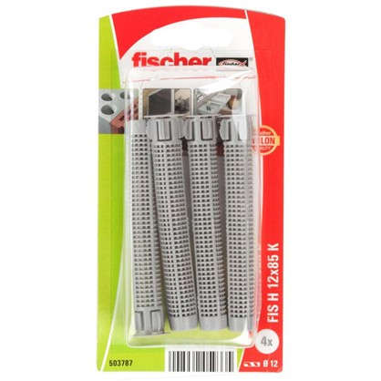 Купить Гильза инъекционная Fisher HK 12x85мм 4 шт. дешевле