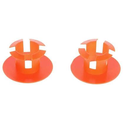 Гильза потолочная М24 пластик 2 шт.