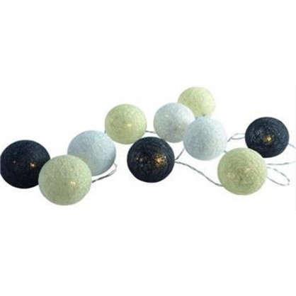 Купить Гирлянда светодиодная Hataru цвет бежевый/серый/белый дешевле