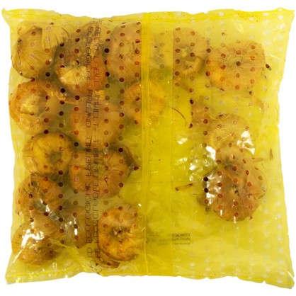 Гладиолус красный и жёлтый микс