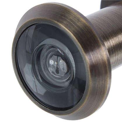 Глазок дверной Armadillo DVG1 16х35-60 мм цвет бронза