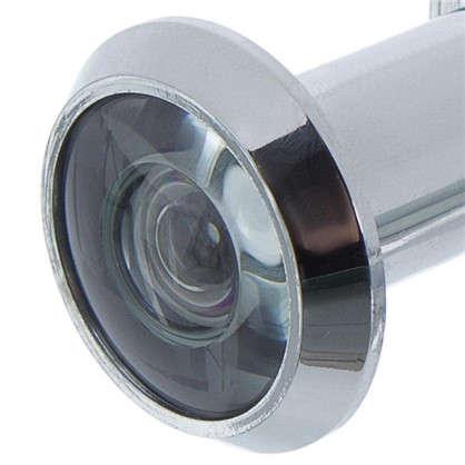 Глазок дверной Armadillo DVG1 16х35-60 мм цвет хром