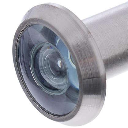 Глазок дверной Armadillo DVG1 16x35-60 мм цвет матовый никель