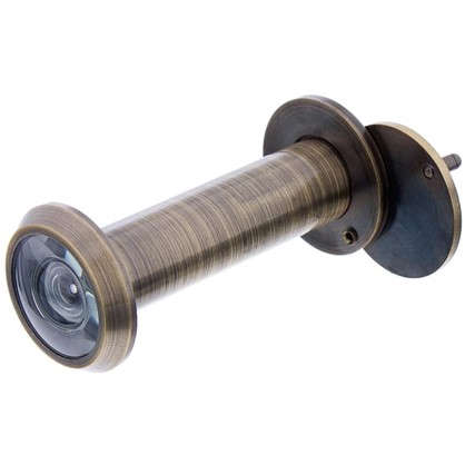Глазок дверной Armadillo DVG3 16х60-100 мм цвет бронза