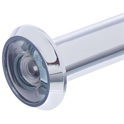 Глазок дверной Armadillo DVG3 16х60-100 мм цвет хром