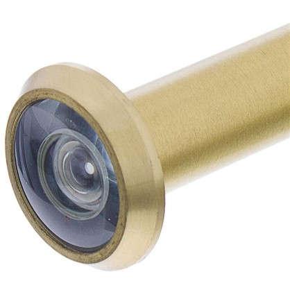 Глазок дверной Armadillo DVG3 16х60-100 мм цвет матовое золото