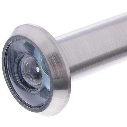 Глазок дверной Armadillo DVG3 16x60-100 мм цвет матовый никель