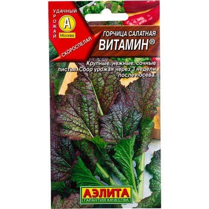 Горчица салатная Витамин 0.5 г
