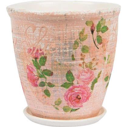 Горшок цветочный Бруннера №2 0.8 л 120 мм глина