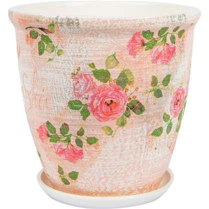 Горшок цветочный Бруннера №3 1.5 л 150 мм глина