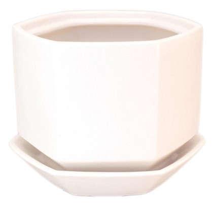 Горшок цветочный Помпадур №6 8.5 л 260 мм глина