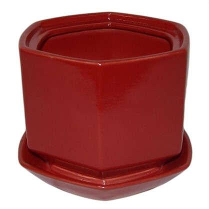 Горшок цветочный Шартрез №3 1.5 л 150 мм глина