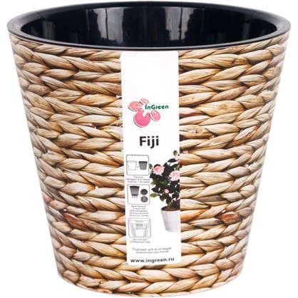 Горшок для цветов Фиджи Плетени 16 см 1.6 л