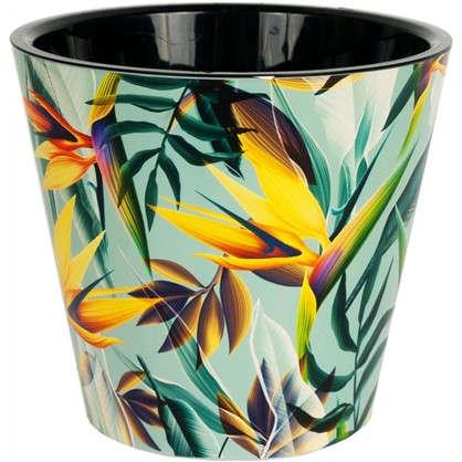 Горшок для цветов Фиджи Тропики 16 см 1.6 л