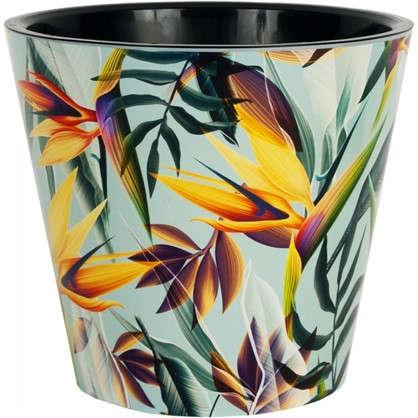 Купить Горшок для цветов Фиджи Тропики 23 см 5 л дешевле