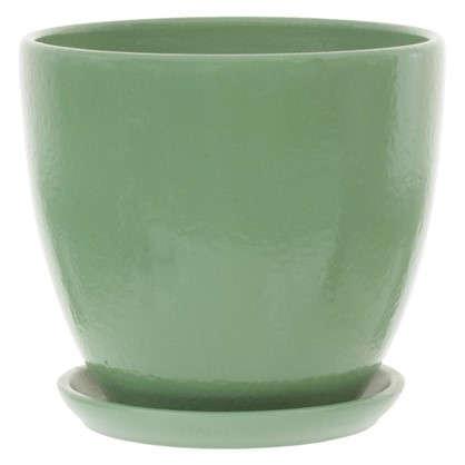 Горшок Колор гейм зеленый d15 см 1.5 л