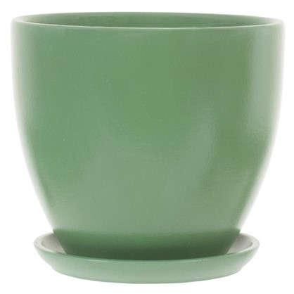 Горшок Колор гейм зеленый d18 см 2.6 л