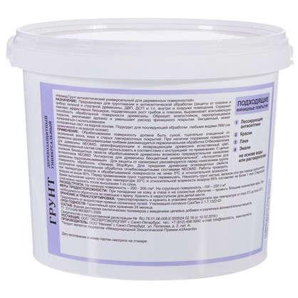 Грунт-антисептик акриловый бесцветный 5 л