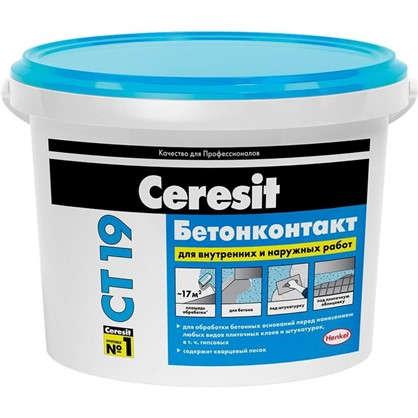Грунт Бетонконтакт Ceresit CT19 15 кг