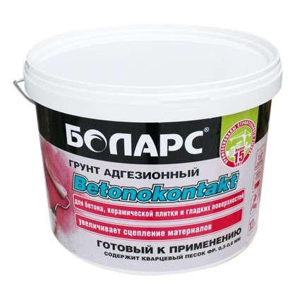 Грунт Боларс Бетонконтакт 12 кг