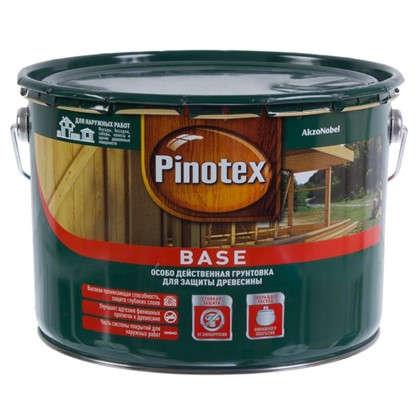 Грунт деревозащитный Pinotex Base 9 л