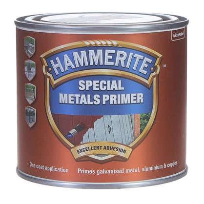 Купить Грунт для цветных металлов Hammerite 05 л дешевле