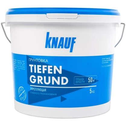 Грунт Knauf Тифенгрунд 5 кг