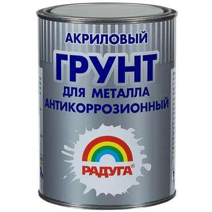 Грунт по металлу Радуга ВД АК Р-150 0.9 л цвет черный
