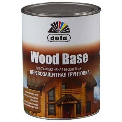 Купить Грунт с биоцидом Wood Base бесцветный 1 л дешевле