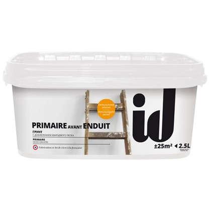 Купить Грунт с песком Primaire Avant Enduit 2.5 л дешевле