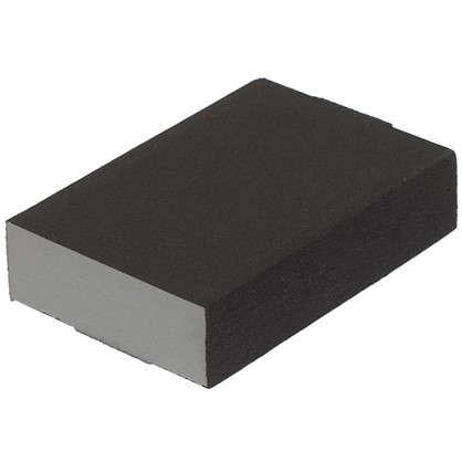 Губка абразивная Dexter P180 100х70 мм