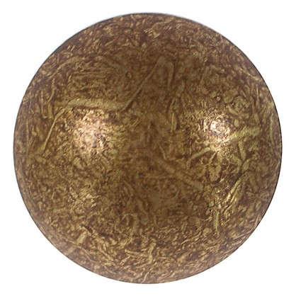 Гвоздь мебельный 670 цвет старое золото 30 шт.
