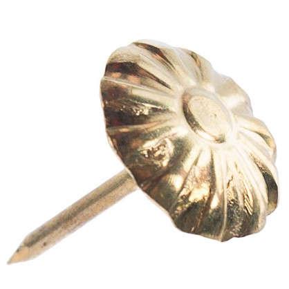 Гвозди декорированные ромашка 10.5 мм  100 шт.