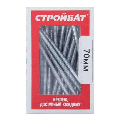 Гвозди ершеные 4.2x70 мм 0.4 кг