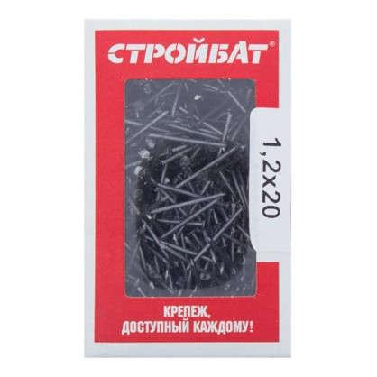 Гвозди строительные 1.2х20 мм 0.2 кг