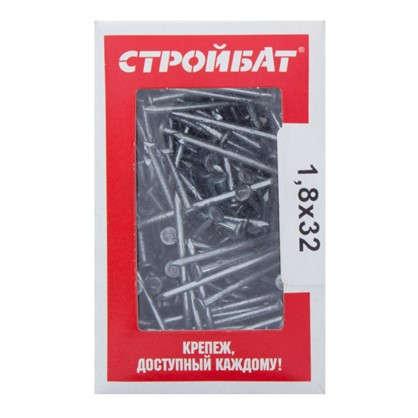 Гвозди строительные 1.8х32 мм 0.25 кг